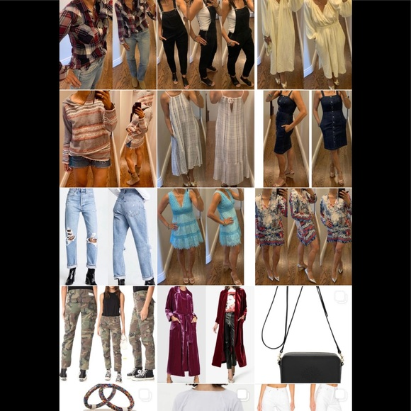 Loads of designer items for less at COVET on Insta
